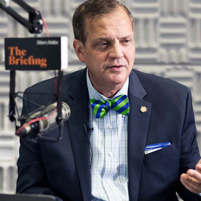The Briefing with Alber Mohler